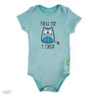 Body Bebê - Mãe Coruja - Menino