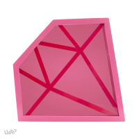 Caixa de Lembrancas Diamante - Diva