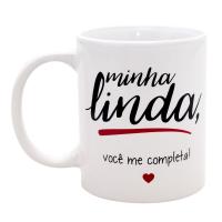 Caneca - Minha Linda