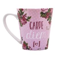 Caneca Conica - Carpe Diem