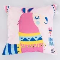 Almofada 30x30 - Lhama Colours | Presente Criativo