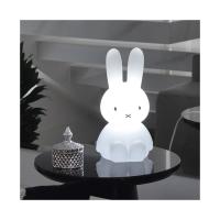 Miffy 45cm Luminária Rgb Com Fio | Presente Criativo