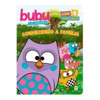 Quebra-cabeça Conhecendo a Familia - Bubu e as Corujinhas