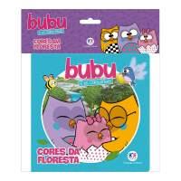 Livro de Banho Cores da Floresta - Bubu e as Corujinhas