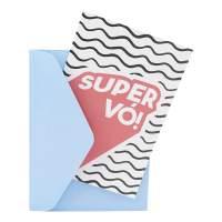 Cartão - Super Família Vó