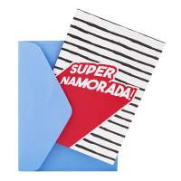 Cartão - Super Namorada