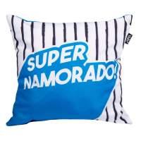Almofada 30x30 Com Foto - Super Namorado