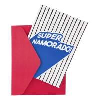 Cartão - Super Namorado